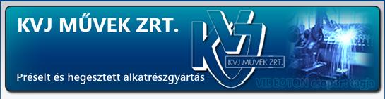 KVJ Művek Zrt.